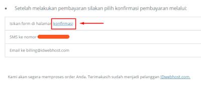 Cara Membeli Domain TLD di IDwebhost Lengkap 29