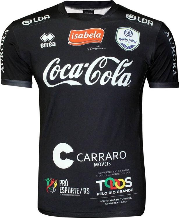 Bento Gonçalves   Isabela lança as camisas para a Superliga de Vôlei ... a2f5a61d3ed20