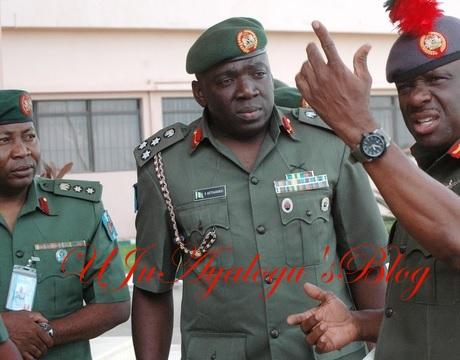 Army General Demoted Over N23m Fraud