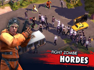 Download Zombie Anarchy Survival Game v1.1.1e APK MOD