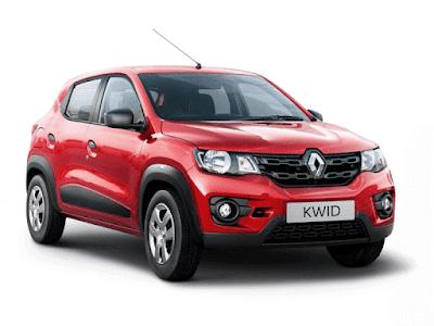 Renault Kwid 1.0 MT Pics