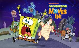 Gameplay Spongebob Moves In