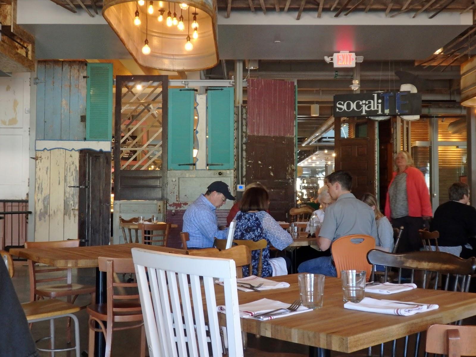 Social Kitchen Grand Rapids Menu