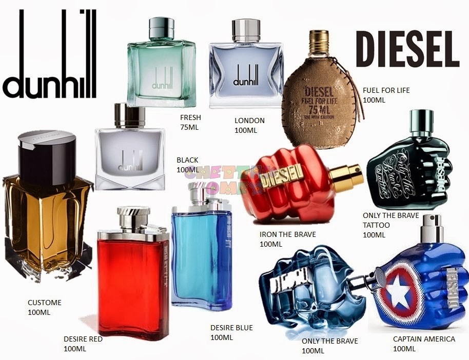 I HATE FAKE PERFUME!: Fake Men's Colognes