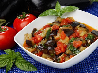 Mixed Vegetables with Olive Oil (Zeytinyagli Turlu)
