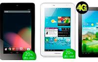 tablets amena para regalar navidad 2013 2014