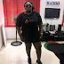 Eniola Badmus shows off legs in Midi dress (Photo)