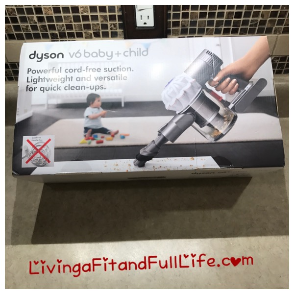 Living A Fit And Full Life Give The Gift Of A Dyson V6