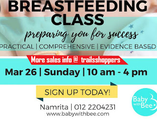 Breastfeeding Class by Baby with Bee