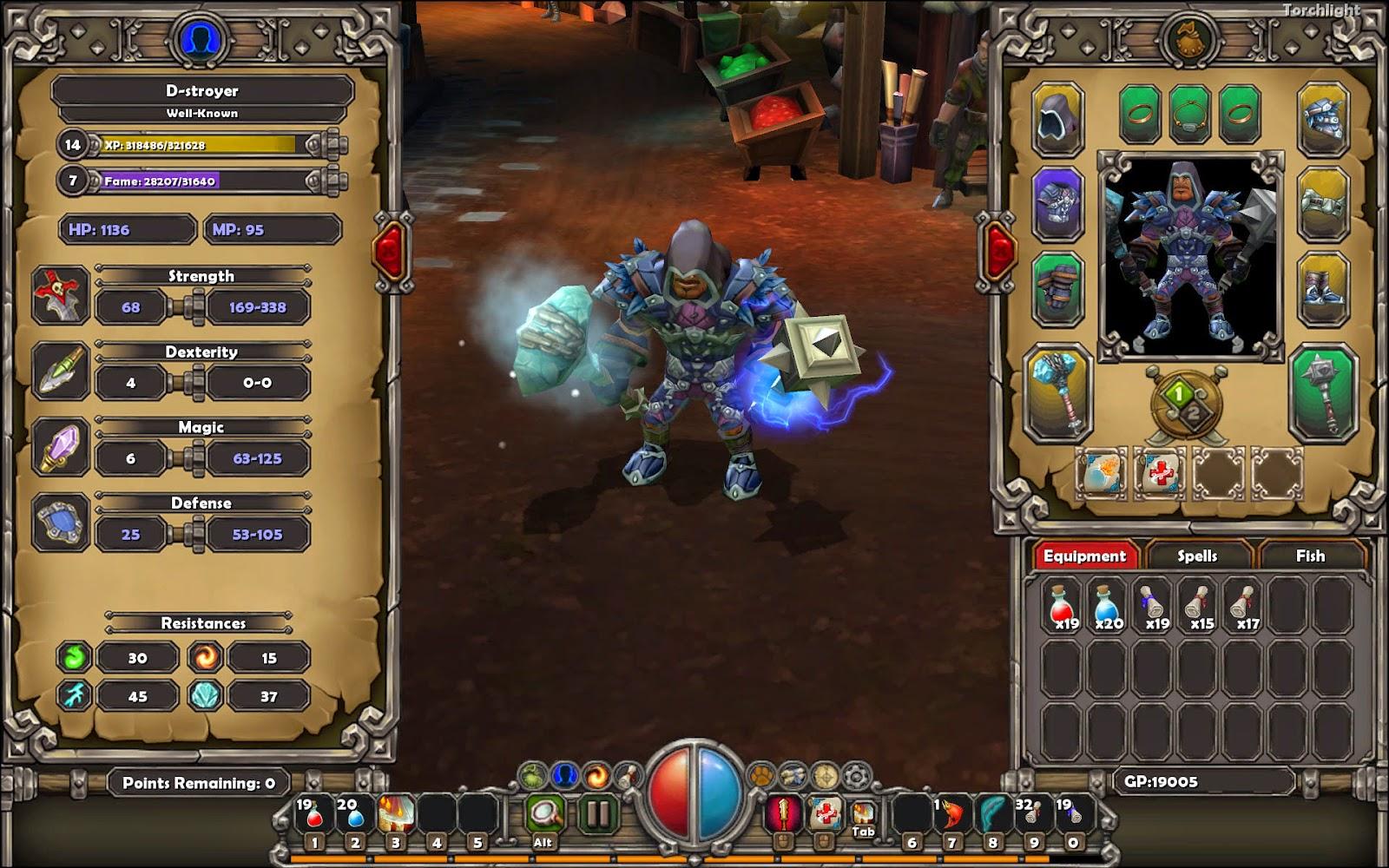 Zonadarkgamer Solo Juegos De Bajos Requisitos Descarga Torchlight