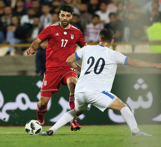 8ada9206f It is not known yet if the Adidas Iran 2018 World Cup away kit will be  available to buy (The Adidas Condivo 18 Teamwear shirt retails at 50 Euro).