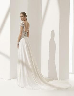 K'Mich Weddings - wedding dresses -white- Rosa Clara