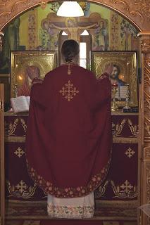 Sfanta Liturghie si Parastas, Simleu Silvaniei, Salaj