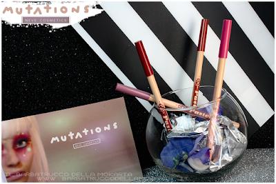 LipPencil - biopastello Labbra -  Collezione Mutations - Neve cosmetics
