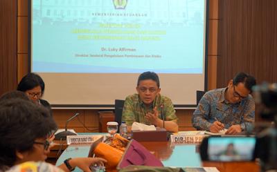 Untuk Apa Saja Utang Indonesia, Ini jawaban Dirjen Pengelolaan Pembiaan dan Resiko (DJPPR)