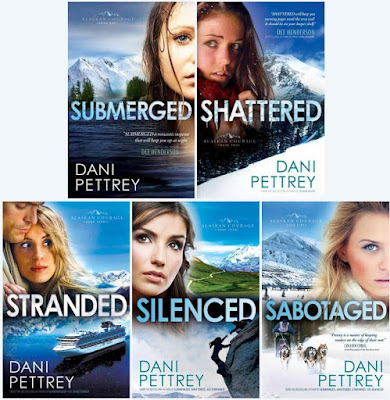 E-book #SALE $4.99 for all five books in the Alaskan Courage series by Dani Pettrey!