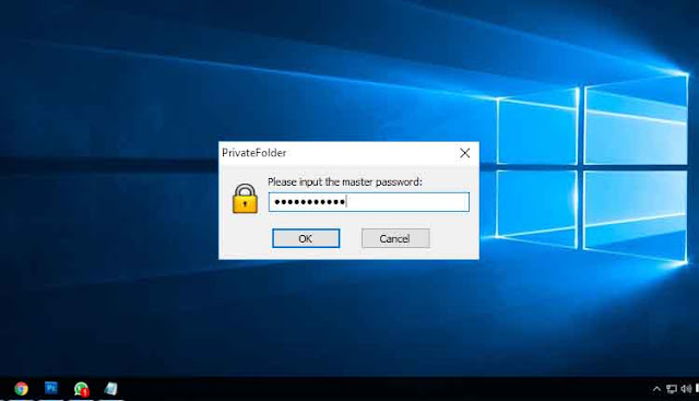 Cara Mengunci Folder Di Laptop Dengan Private Folder