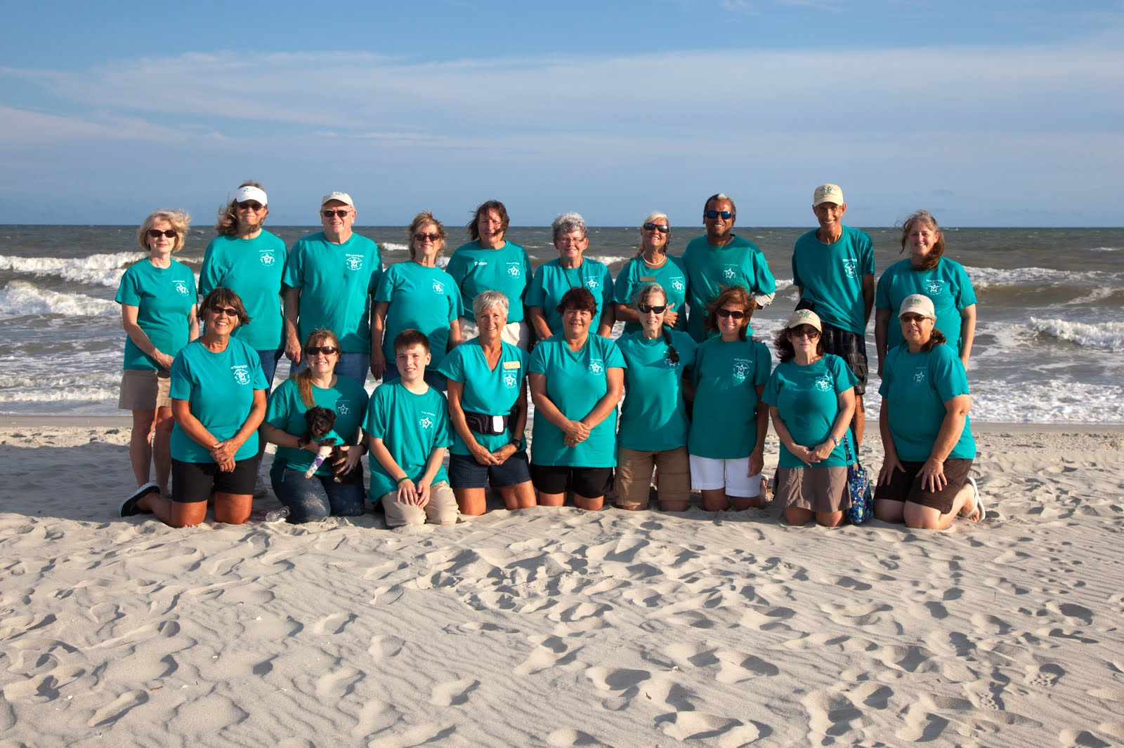 2017 North Myrtle Beach Sea Turtle Patrol