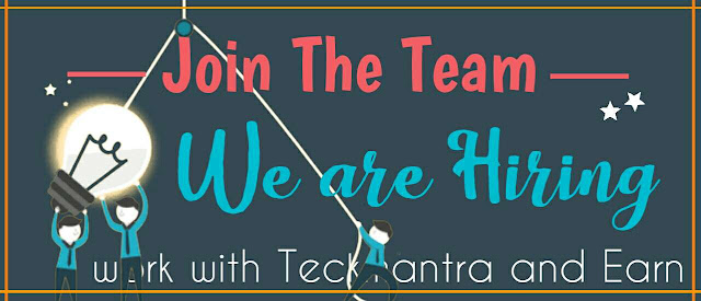 work with teckmantra