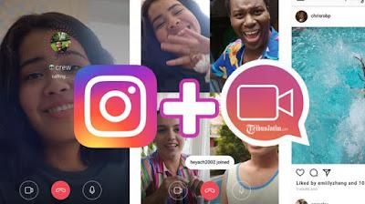 Cara Menggunakan Video Call Di Instagram Dengan Mudah
