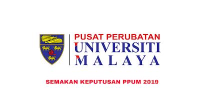 Semakan Keputusan PPUM 2019 Online (Program Diploma)