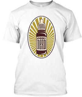 Paint Nerd T-Shirt