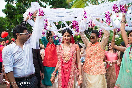 Pranayam Weddings: 5 Modern Wedding Photography Trends