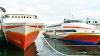 Kapal Cepat Kendari-Baubau yang tak (lagi) nyaman dan cepat