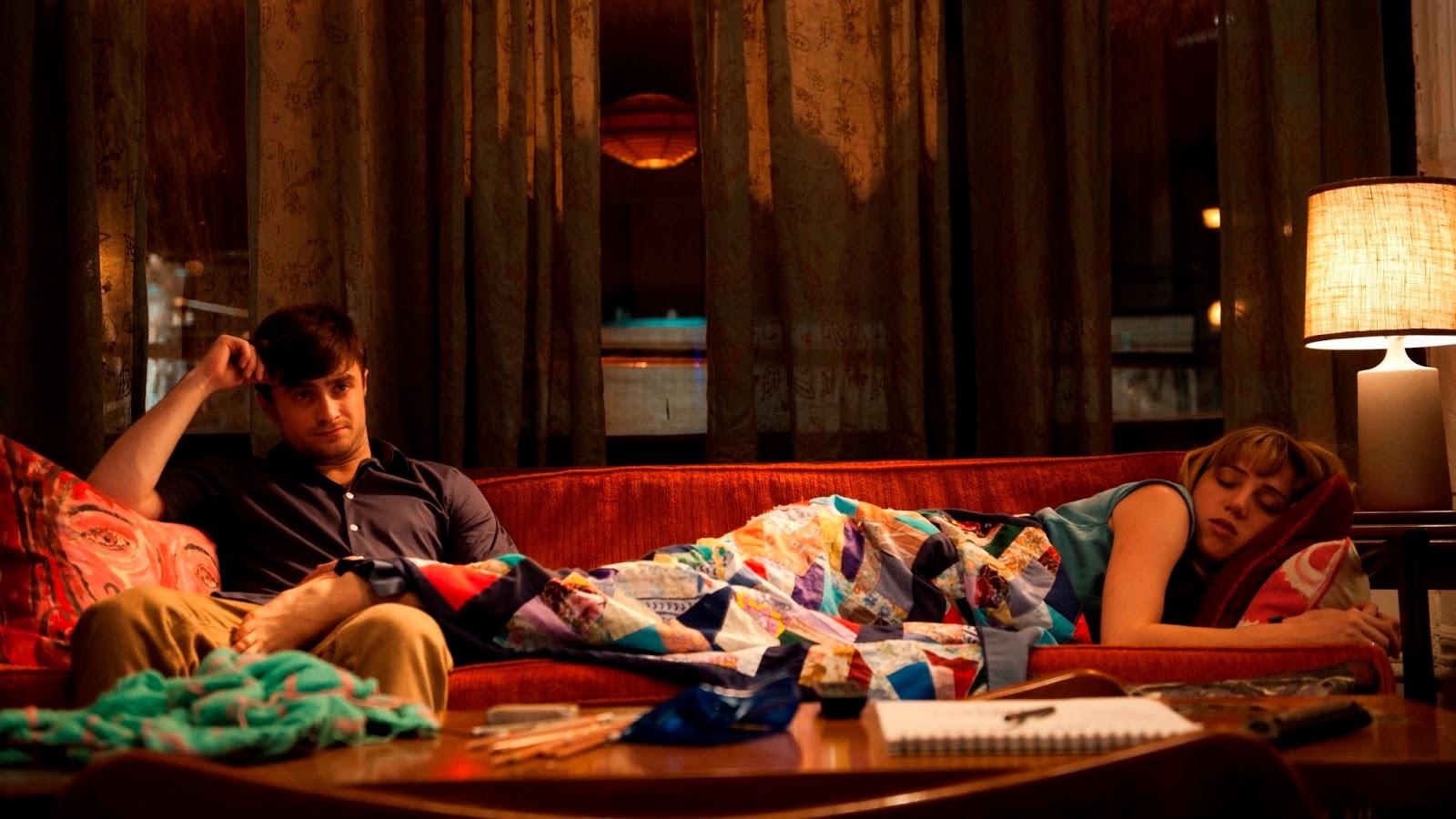 Daniel Radcliffe Zoe Kazan The F Word What If