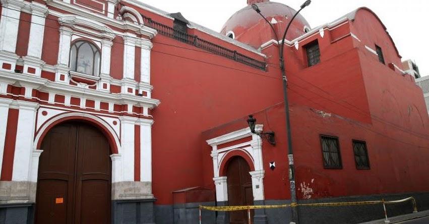 ATENCIÓN: Estas 8 iglesias de Lima son declaradas en riesgo para visitar en Semana Santa