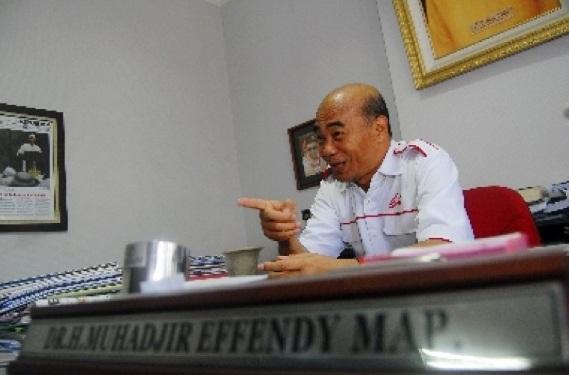Ini Pesan Perdana Prof Muhadjir Effendy sebagai Mendikbud Baru