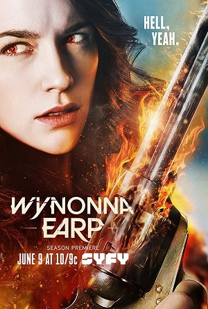 Wynonna Earp - 2ª Temporada Legendada Séries Torrent Download capa