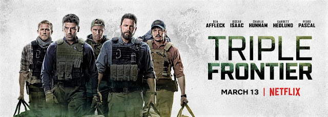 Triple Frontier (2019) NF WEB-DL [Dual-Audio] [Hindi DD5.1 + English] 480p, 720p, 1080p x264 | 720p HEVC x265 ESubs Movie-masti.tk