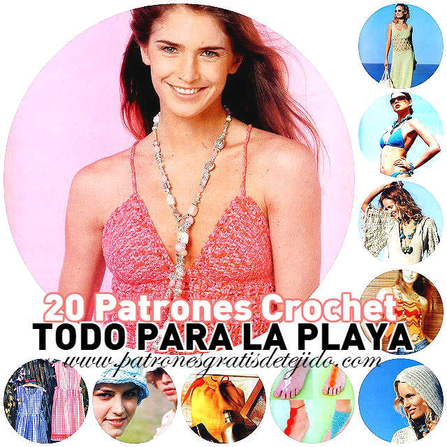 revista clarin crochet 2005