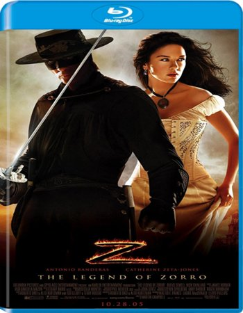 The Legend of Zorro (2005) Dual Audio Hindi 480p BluRay
