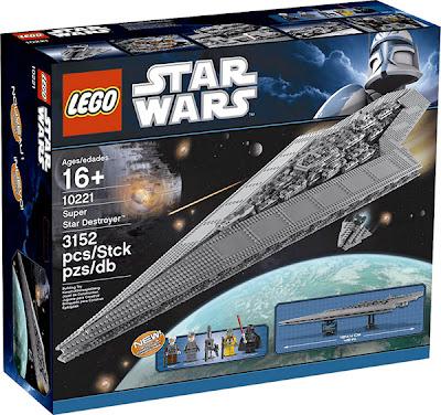 LEGO Super-Sternenzerstörer