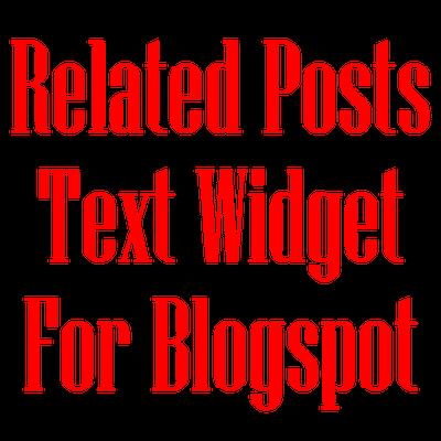 Bài viết liên quan chỉ gồm tiêu dề bài viết với responsive cho blogspot