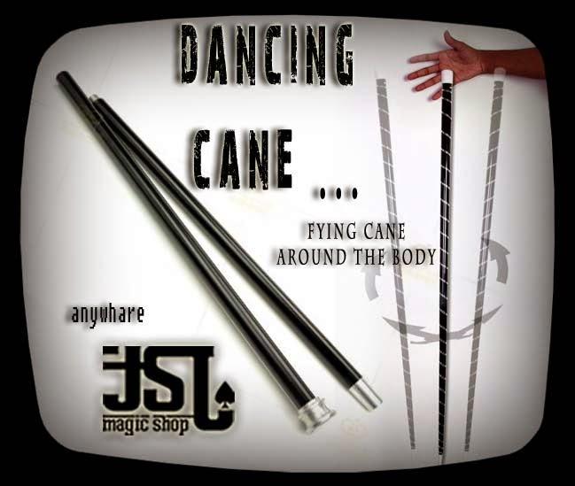 TOKO SULAP JOGJA DANCING CANE MAGIC
