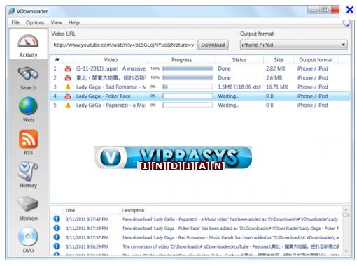 Vdownloader 4. 1. 1463. 0 free download.