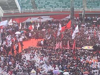 Jokowi Ajak Pendukungnya Lawan Hoax