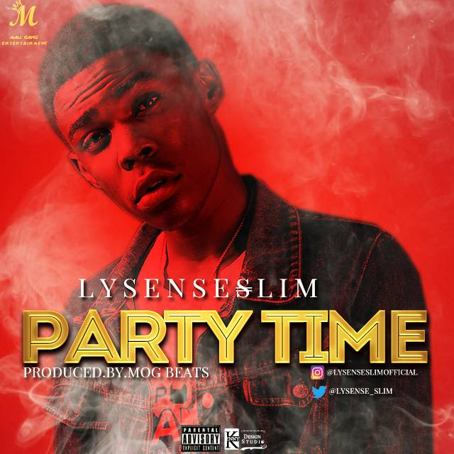 Music- Lysenseslim – Party time