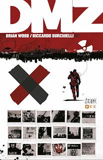 DMZ Libro 3 Brian Wood