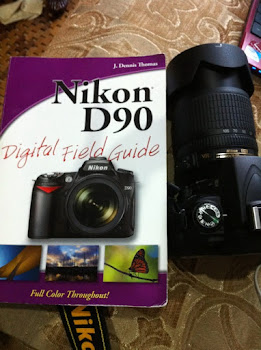 Nikon D90..Digital field guide