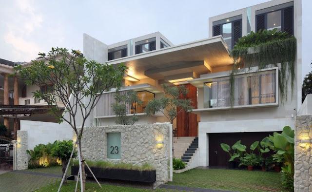 Rumah Mewah Minimalis yang Menjadi Impian Banyak Orang