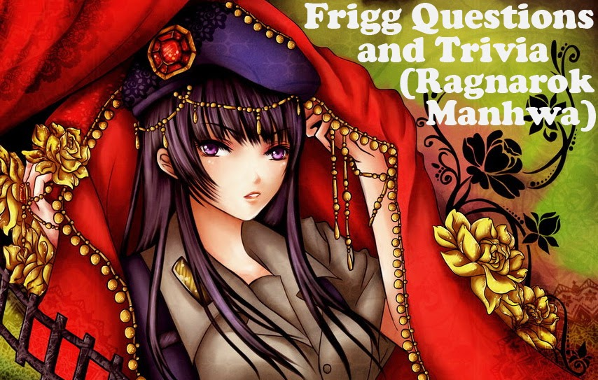 frigg, norse mythology, ragnarok: into the abyss, manhwa