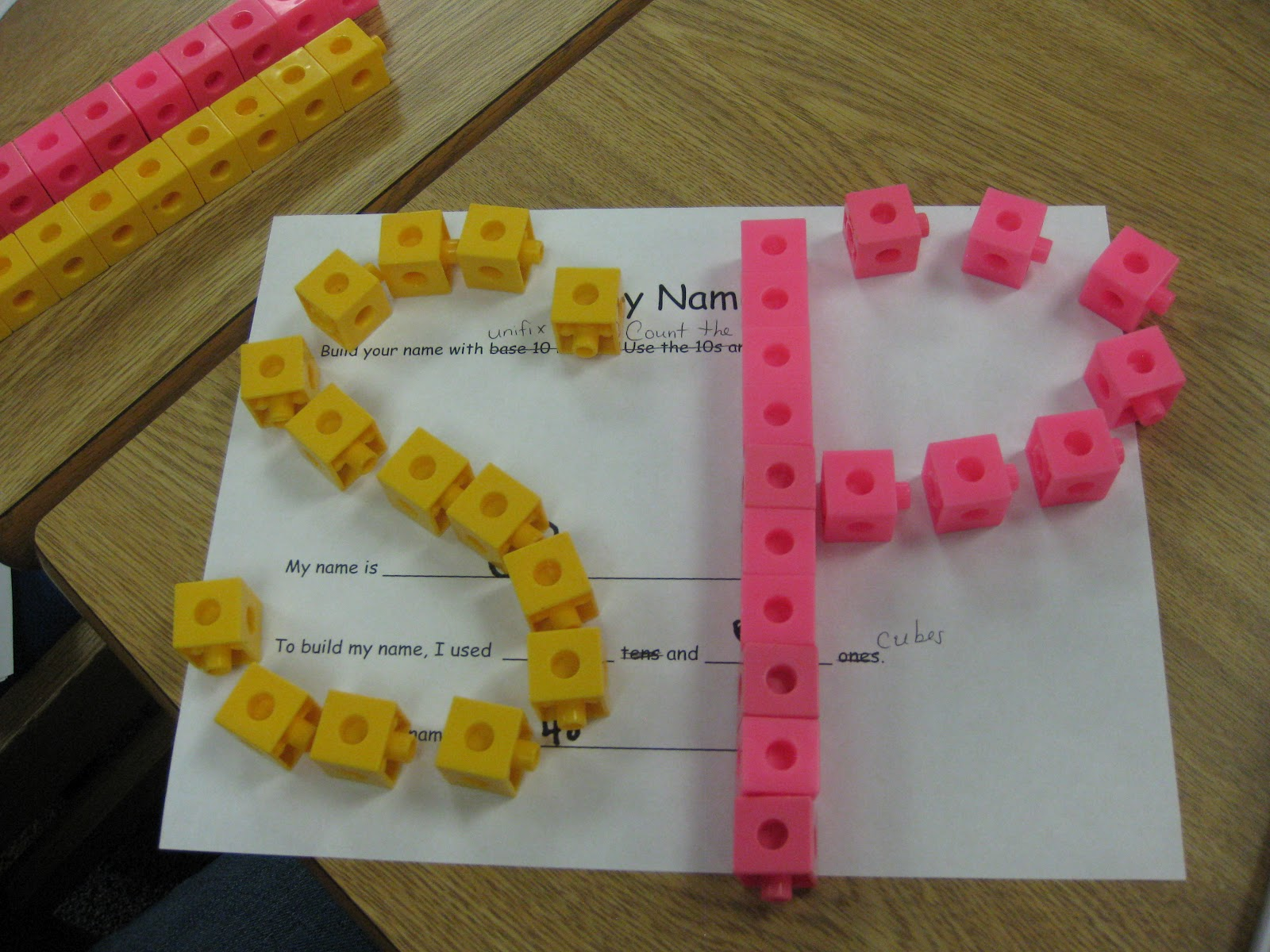 Digging Deeper Into Math Place Value Workstation