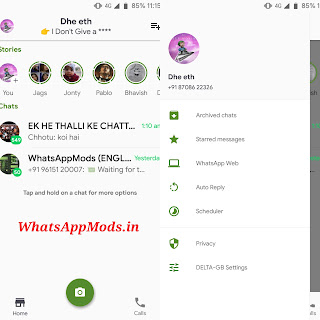 Delta WhatsApp v1.1.0