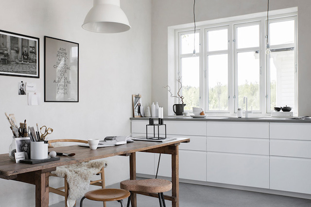 A lovely Swedish studio / outhouse in 25m2 | my scandinavian home ...