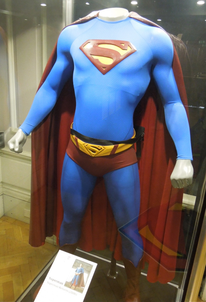 Hollywood Movie Costumes and Props: Superman Returns costume