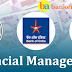 आरबीआई ग्रेड-बी और बैंक ऑफ इंडिया (बीओआई) के लिए वित्तीय प्रबंधन